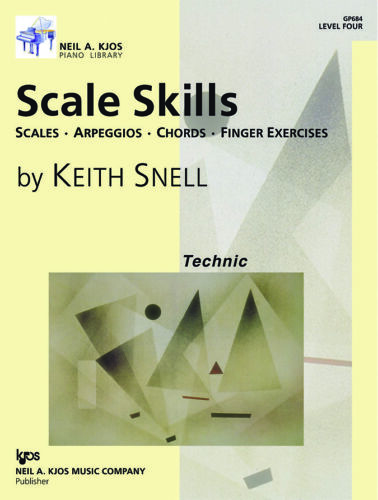 Keith Snell Scale Skills Level 4 Technic GP684