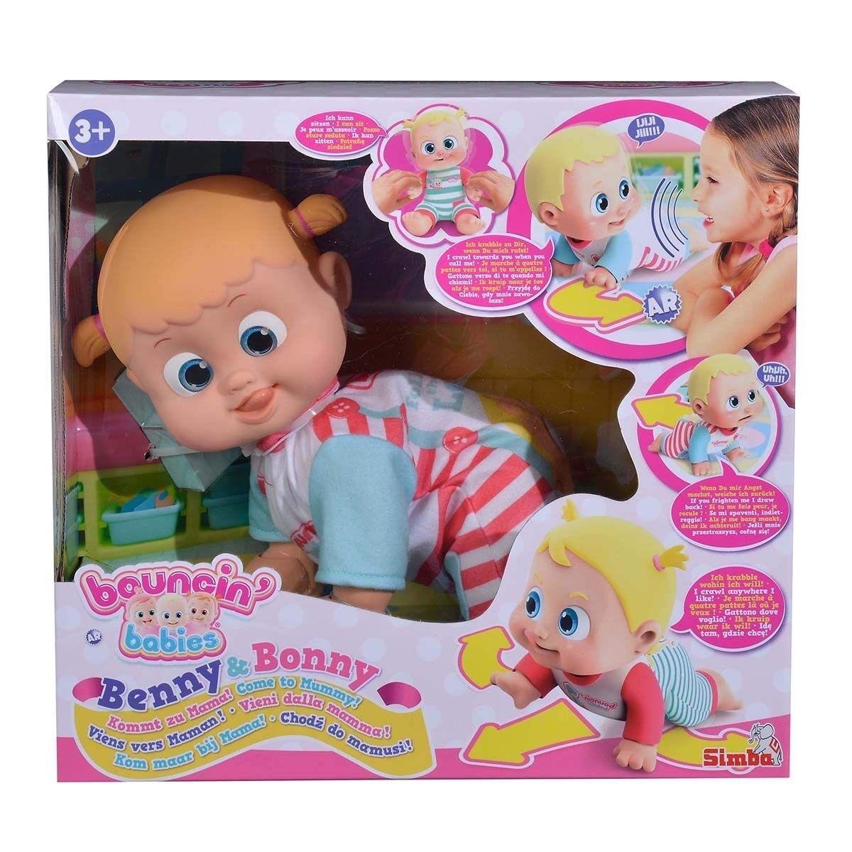 SIMBA 105143250-BOUNCIN  'BABIES-Bonny giunge mamma  una marca di lusso