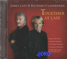 JAMES LAST & RICHARD CLAYDERMAN + CD + Together At Last + 13 starke Hits + NEU +