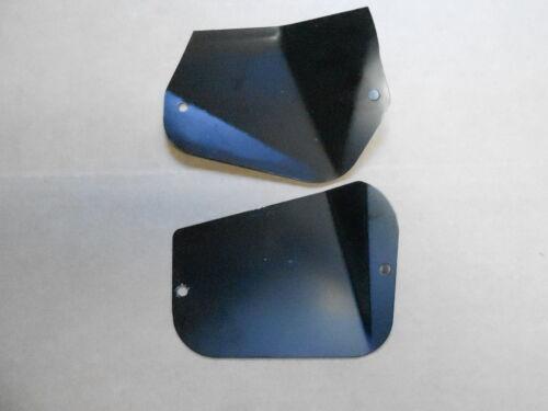 Mopar 66 67 68 69 70 B-Body Inner Fender Plate Inspection Covers Wheel Well NEW