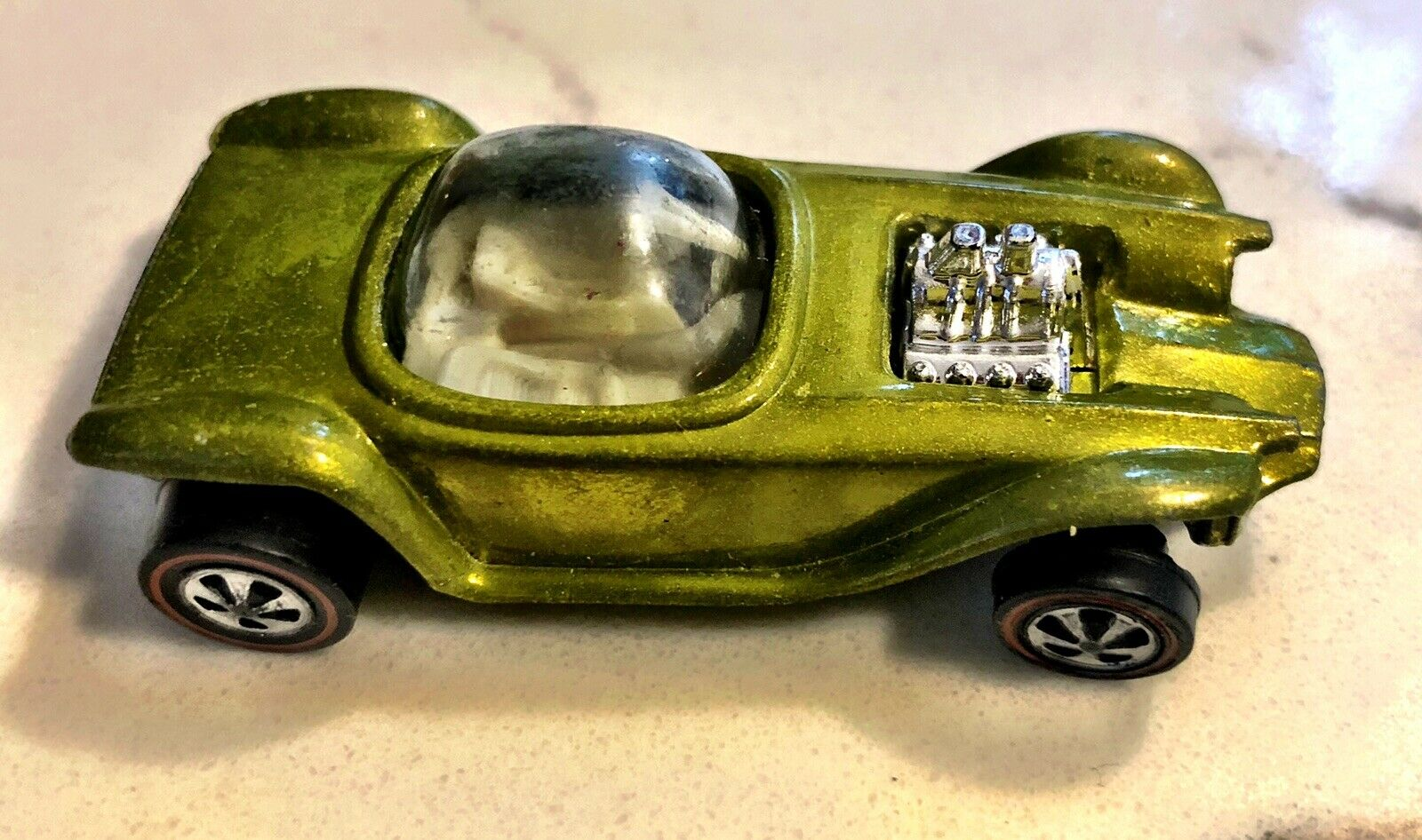 Redline Redline Redline Hot wheels 1968 Beatnik Bandit 101026