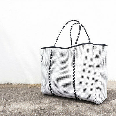 PRENE BAG.  The 'Portsea'  (L.Grey)