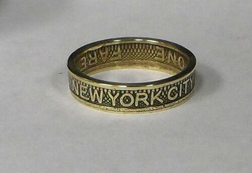 New York Transit Authority Subway Token Ring