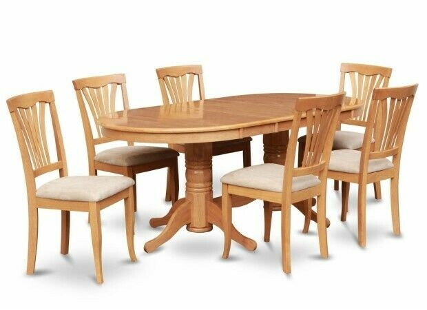 East West Furniture Caly6 Cap Lc 6 Pc Dining Set With Bench Table And 4 Dining For Sale Online Ebay