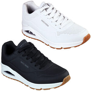 Stand On Air Trainers Mens Leather Lace