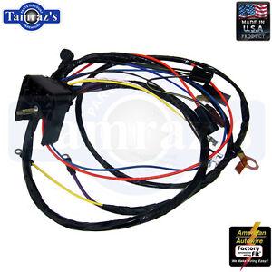 1969 chevelle el camino big block v8 396 engine wiring harness ebay rh ebay com  1969 chevelle engine wiring harness