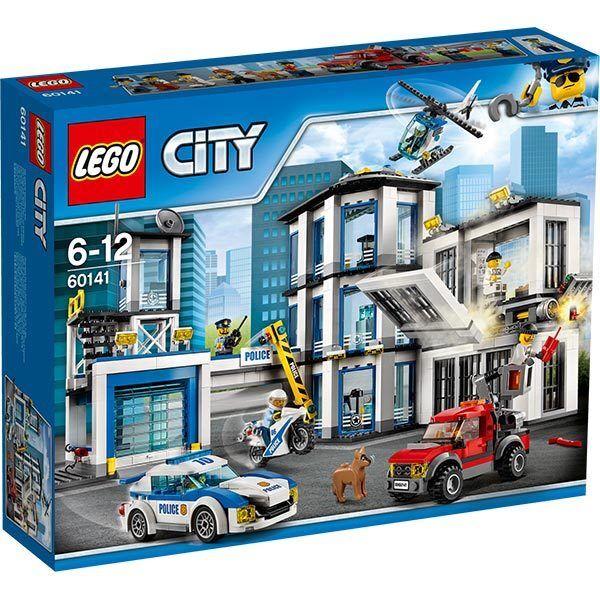 Lego city poste de police 60141