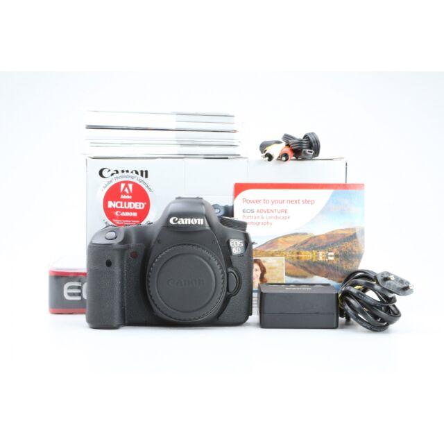 Canon EOS 6D + 130 Tsd. Auslösungen + Gut (228258)