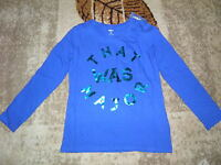 Old Navy that Was Major Shimmer Top Size S(6-7)