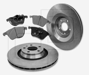 2-Bremsscheiben-und-4-Bremsbelaege-AUDI-A6-Avant-4F2-4F5-vorne-347-mm-1ZL-1LH