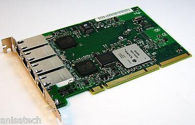Intel Pro/1000 Mt Gigabit Quad Port Server Adapter Pcix Pci-x Nic P/n C32199-004 BerüHmt FüR AusgewäHlte Materialien, Neuartige Designs, Herrliche Farben Und Exquisite Verarbeitung
