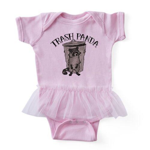 CafePress Baby Tutu Bodysuit Raccoon Trash Panda