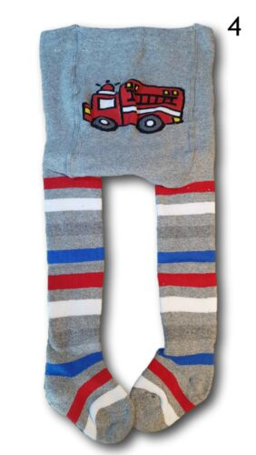 Baby Toddler Kids Boy Winter Terry Cotton Tights Leg Warmers Size 6Months-4Years
