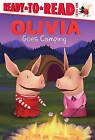 Olivia Goes Camping by Simon Spotlight (Hardback, 2011)