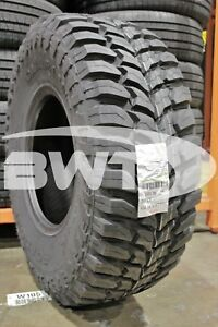 4 New 33X12.50-15 Roadone Cavalry M/T 108Q 33x12.5R R15 Tires