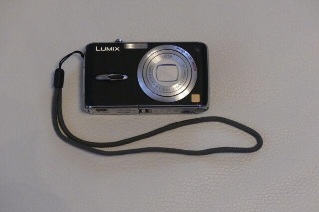 Panasonic Lumix MEGA O.I.S. WIDE