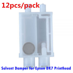 12PCS-Solvent-Damper-for-Epson-DX7-Printhead-Suitable-for-2mm-3mm-Ink-Tube