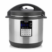 Zavor LUX Edge Multi Cooker 8 Quart Stainless Programmable Electric