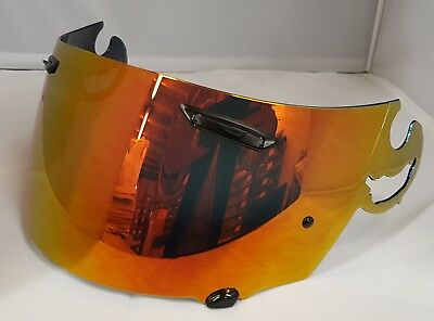Pinlock Visier fit Arai L Type Gold Spiegel Corsair Quantum Viper GT Omni