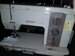 Bernina-950-Industrienaehmaschine-mit-Tisch-voll-funktionsfaehig