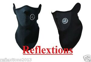 Motorcycle Masks Biker Rider Cycling Half Face Balaclava Neck Winter Ski Mask Ebay