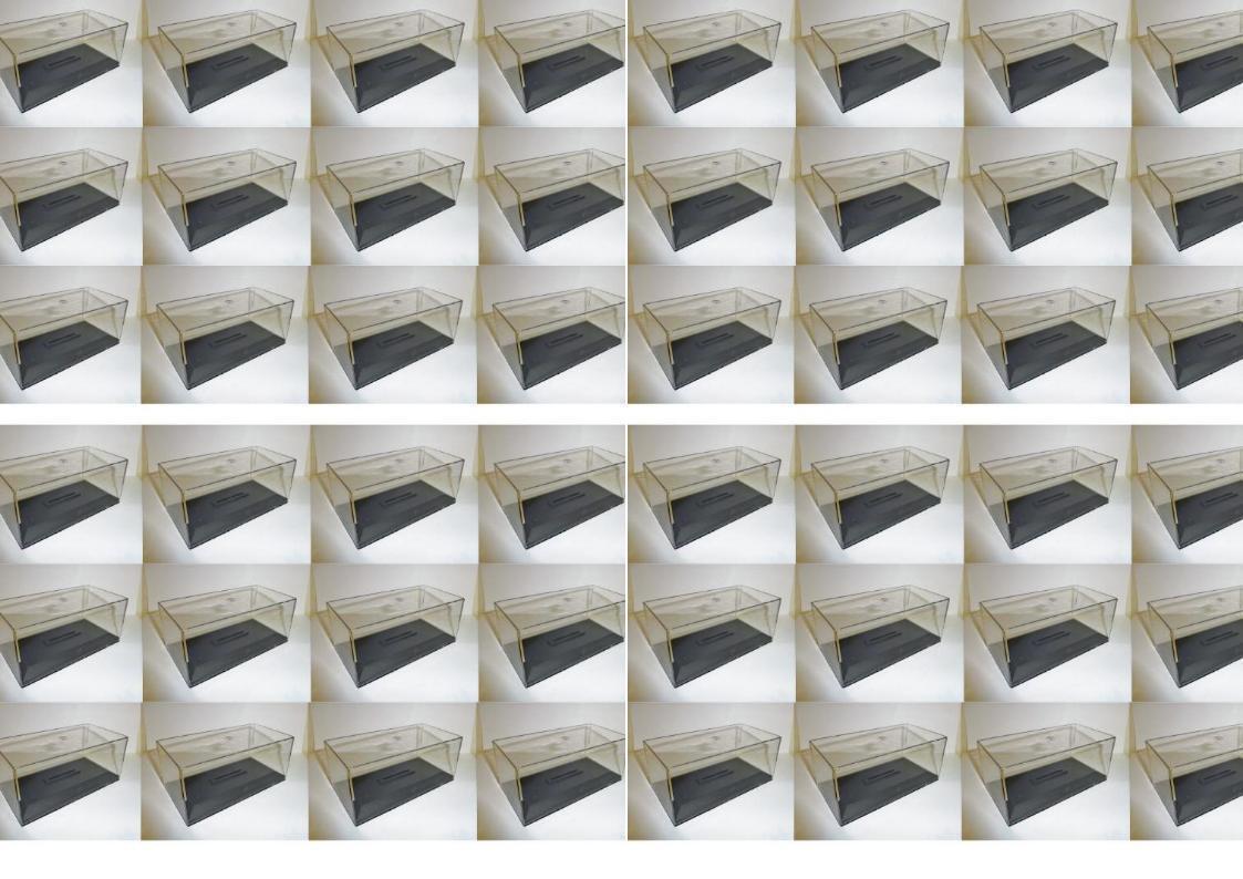 la mejor selección de Lot Lot Lot 48 Boites Vitrine Plexi + Socle pour Miniatures 1 43 Hauteur 6 cm Neuf    Envío rápido y el mejor servicio