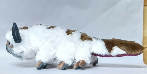 """APPA from Avatar//The Last Airbender Super Soft 18/"""" NEW IN USA Furry not fleece"""