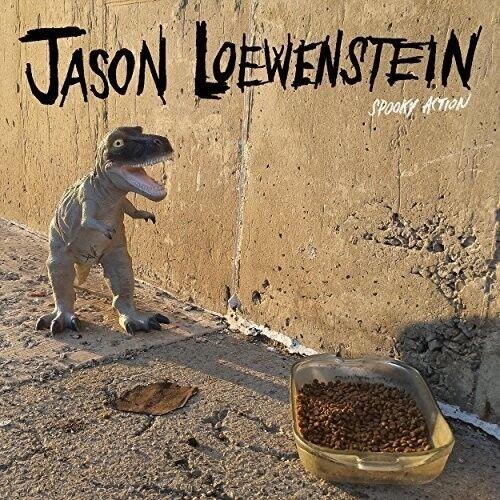 Jason Loewenstein - Spooky Action [New Vinyl LP] Colored Vinyl, Ltd Ed, Canada -