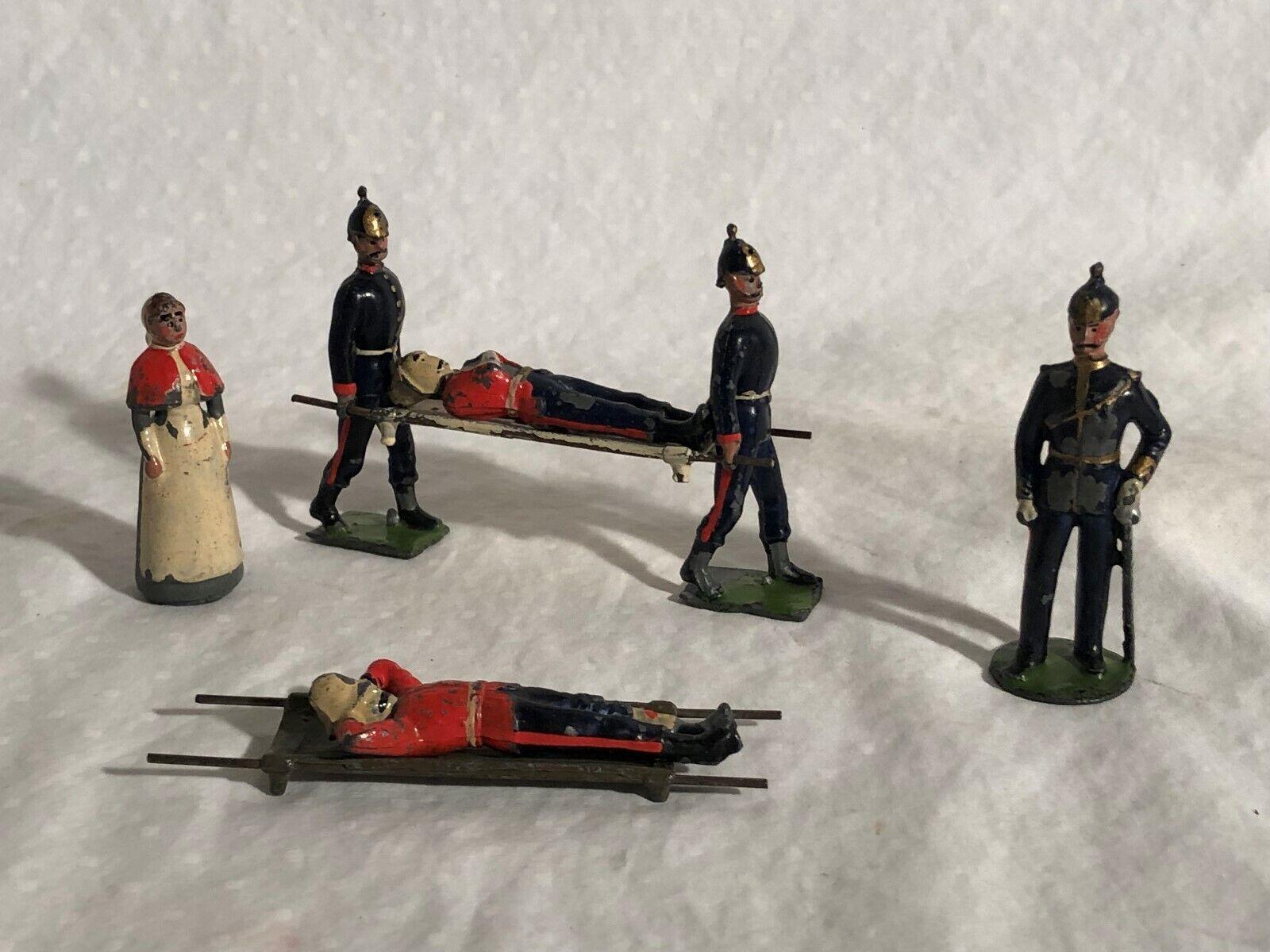 La Royal Army Medical Company instaló enfermeras enfermeras enfermeras antes de la guerra en los años 30. c52