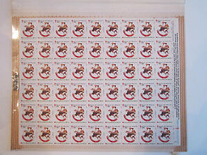 LARGE-U-S-COLLECTION-1973-1981-1987-XMAS-SEALS-SHEETS-amp-MORE-MINT-TUB-EEE