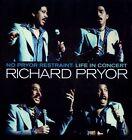 No Pryor Restraint: Life in Concert [7CD/2DVD] * by Richard Pryor (CD, 2013, 9 Discs, Shout! Factory)