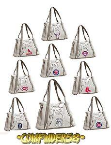 MLB-Baseball-Ladies-Hoodie-Purse-Handbag-Pick-Team