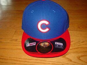 New Era Diamond Tech Chicago Cubs Baseball Hat Cap Spring Training ... a2a60e01bce