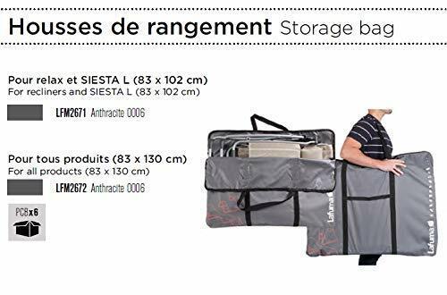 Lafuma lafumatransport Sac Transats /& Sunside XL Étui transat et