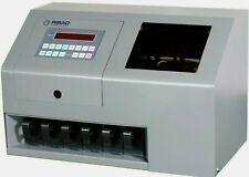 Ribao Cs 600a 6 Pocket High Speed Mixed Coin Counter And Sorter Discriminator