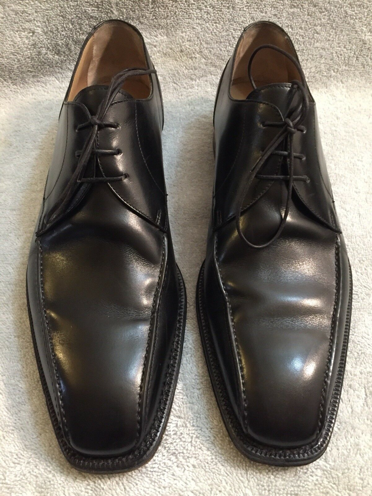 TAKE 6 By Kashani A Mano Lavorazione Hand Made In  Oxferd Men's shoes Sz 11