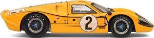 Exoto 1:18 D'occasion Certifié Coa 1967 Ford Gt Mk.iv Le Mans #rlg18057