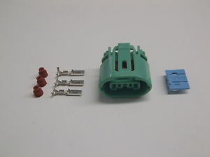 subaru alternator wire harness plug kit oval green wrx impreza image is loading subaru alternator wire harness plug kit oval green