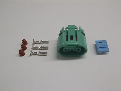 Subaru Alternator Wire Harness Plug Kit Oval Green WRX Impreza Tribeca STI 2.5i