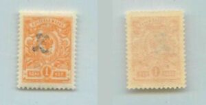 Armenia-1919-SC-90-mint-handstamped-c-black-f7120
