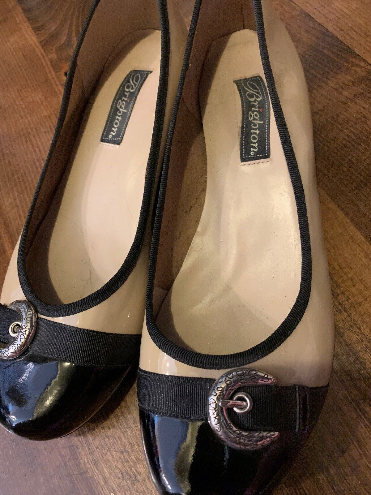Womens Brighton shoes Size 8 1 2 2 2 M Baby Style 878ec3