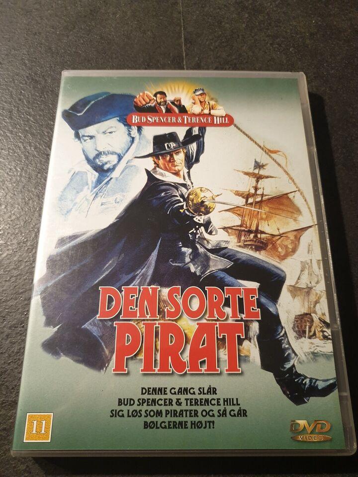 Den Sorte Pirat (Originaltitel: Blackie the Pirate,