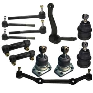 Utile 12 Piece Front Suspension Kit For Chevy Blazer S10 Gmc Jimmy Isuzu Hombre 2wd
