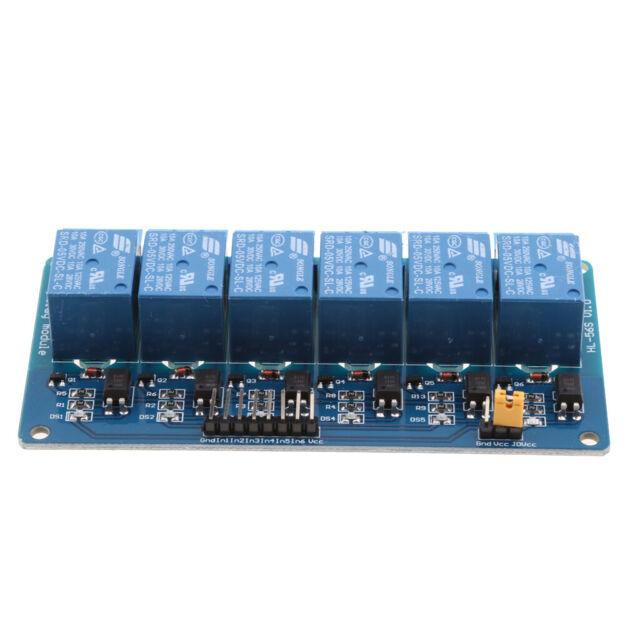 1 Kanal 3V Relaismodul 3.3V Low Level Aufnahme mit Lampe High Performance