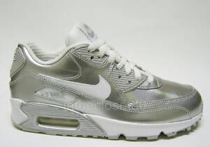 quality design 05469 b4af2 ... Nike-air-max-90-gs-en-Cuir-Premium-