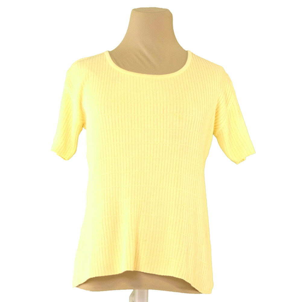 Marc Jacobs knit Gelb Woman Authentic Used L1810