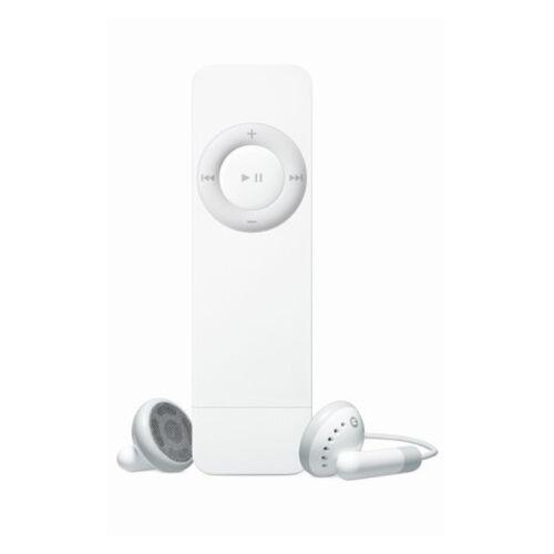 512MB Apple iPod shuffle 1st Generation White