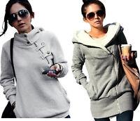 Merish Damenjacke Pullover Jacke Sweatshirt 34-44 Kapuzenpullover Hoodie 10 / 29
