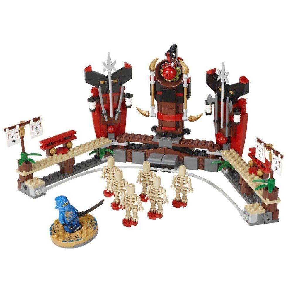 Lego Ninjago 2519 Skelett Bowling Dragon Ninja Exclusive
