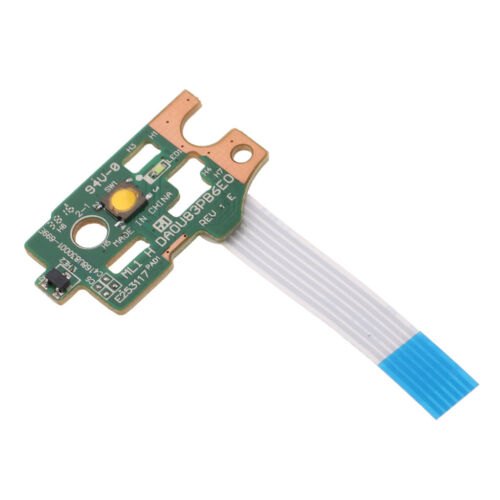 Power Button Board Switch w// Flex Cable for HP 14-N 15-N Series DA0U83PB6E0